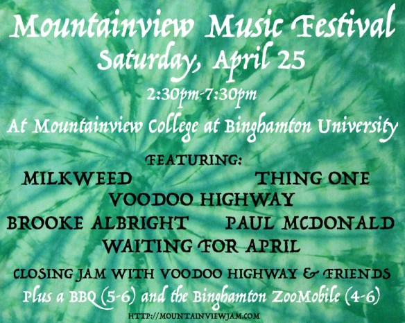 Mountainview Music Festival